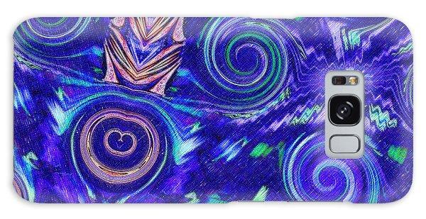 Spiritual Waters Galaxy Case