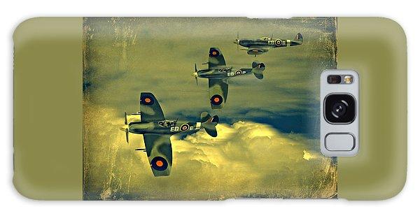 Spitfire Flight Galaxy Case