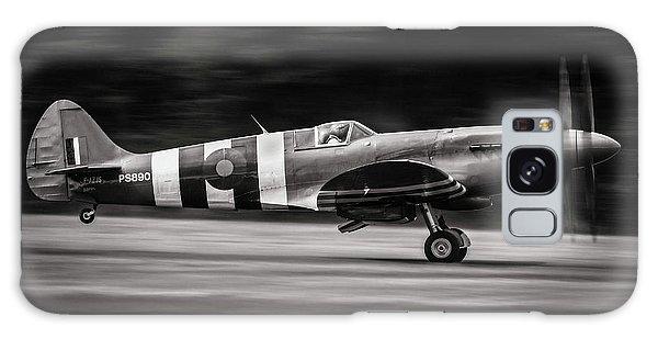 Airport Galaxy Case - Spitfire Mk Xix by J??r??me Licois