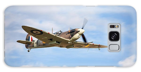 Spitfire Mk5 Low Pass Galaxy Case