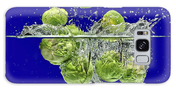 Splash-brussels Sprouts Galaxy Case