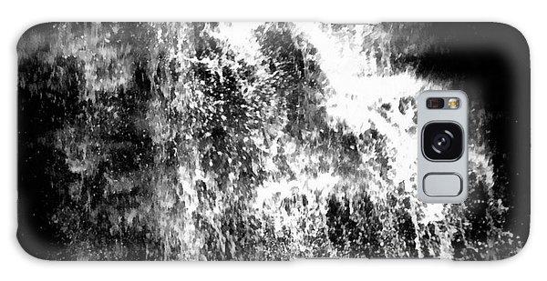 Splash Bushkill Falls Galaxy Case