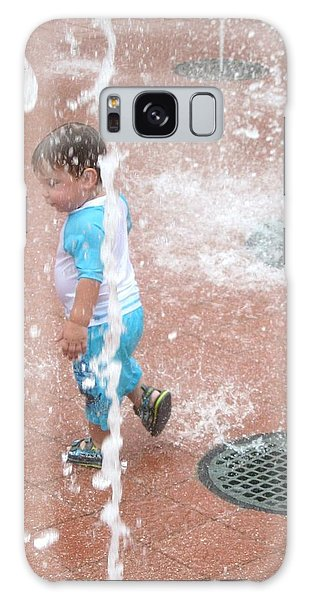 Splash Pad Galaxy Case