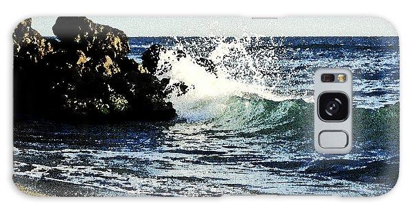 Splashing Wave Galaxy Case