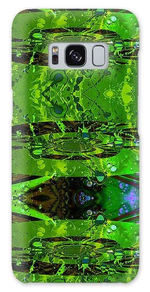 Splatter Galaxy Galaxy Case by Robert Kernodle