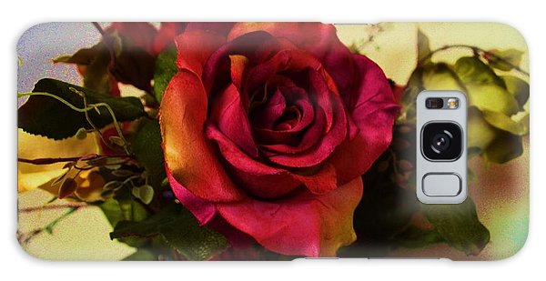 Splendid Painted Rose Galaxy Case