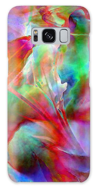 Splendor - Abstract Art Galaxy Case
