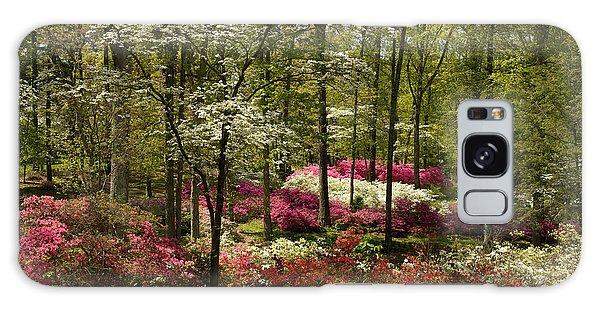 Splendor - Azalea Garden Galaxy Case