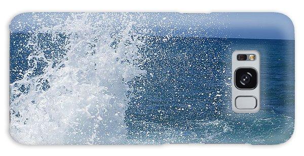 Splash Galaxy Case by Jean Marie Maggi