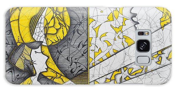 Galaxy Case - Split by Zuzana Vass