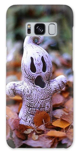 Spooky Autumn Galaxy Case by Aaron Aldrich