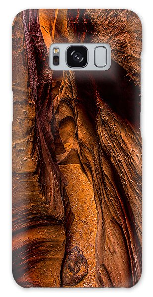 National Monument Galaxy Case - Spooky Colors by Chad Dutson