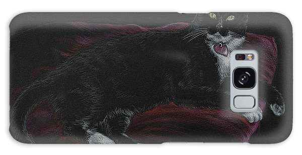 Spooky The Cat Galaxy Case