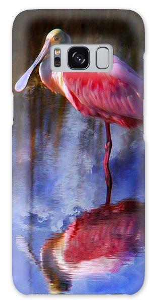 Spoonbill Galaxy Case