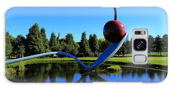 Spoonbridge And Cherry 3 Galaxy Case
