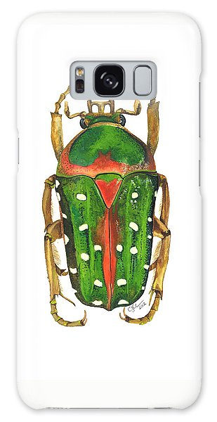 Spotted Flour Beetle Galaxy Case