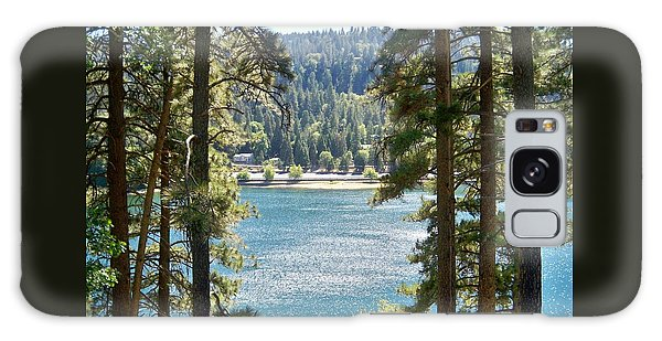 Spotted Lake - Scenic Photography - Lake Gregory California - Ai P. Nilson Galaxy Case