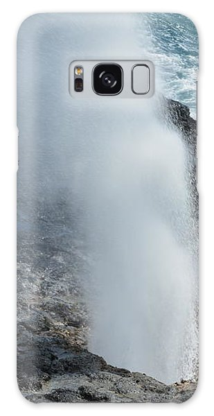Spouting Horn Galaxy Case by P S