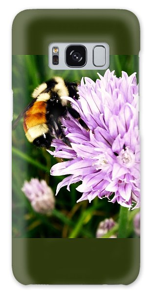 Spring Bee Galaxy Case