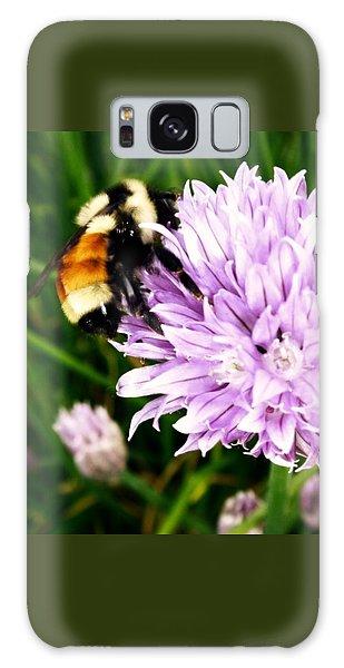 Spring Bee Galaxy Case