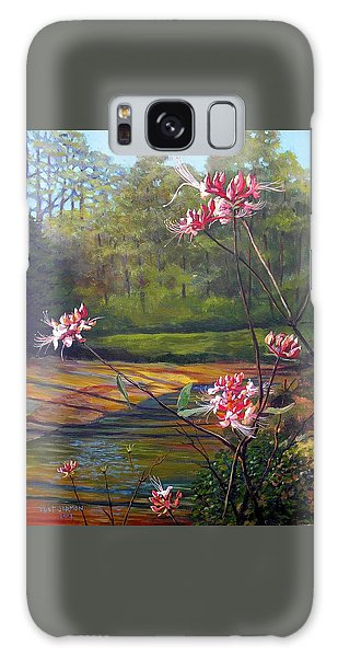 Spring Blooms On The Natchez Trace Galaxy Case
