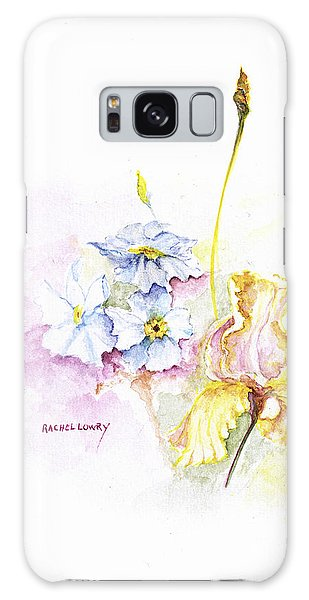 Spring Bouquet Galaxy Case