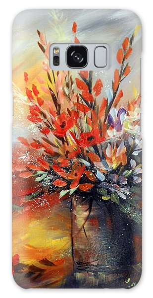 Spring Branches Galaxy Case by Dorothy Maier