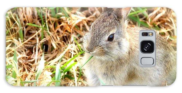 Spring Bunny Galaxy Case