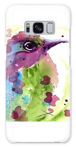 Spring Dreaming Galaxy Case by Dawn Derman