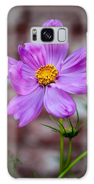Cosmo Spring Flower Vertical Galaxy Case
