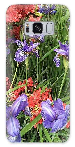 Spring Flowers 1 Galaxy Case