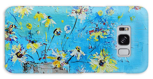 Spring Flowers Galaxy Case