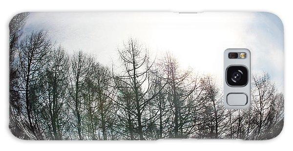 Spring Forest Galaxy Case