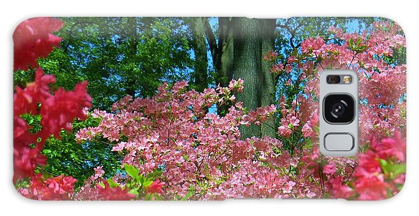 Spring Garden Color Galaxy Case by Jeanette Oberholtzer