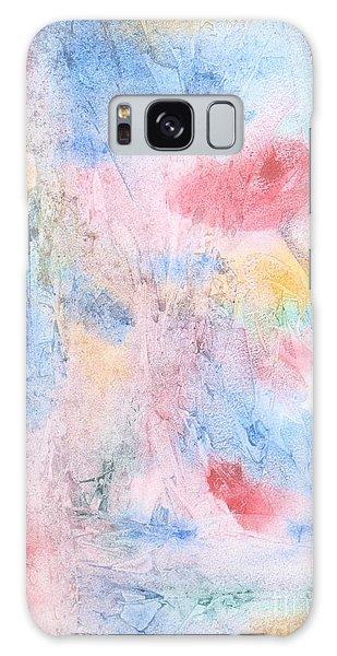 Spring Garden Galaxy Case by Susan  Dimitrakopoulos