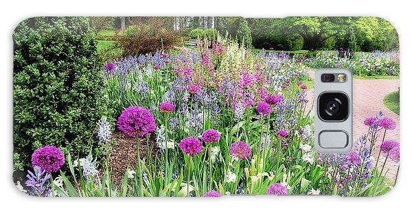 Spring Gardens Galaxy Case