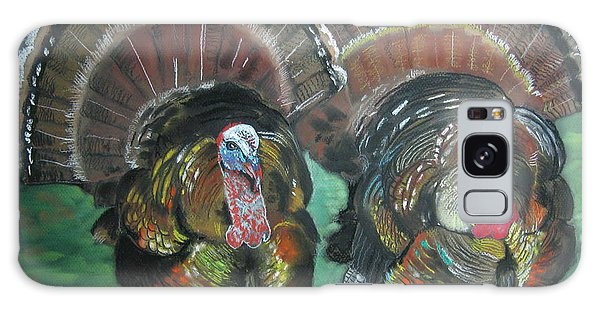 Spring Gobblers Galaxy Case