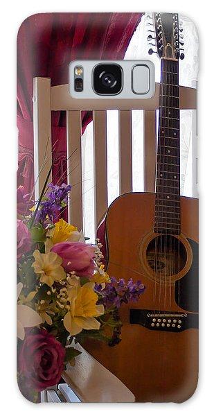 Spring Guitar Galaxy Case