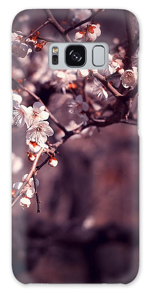 Spring Has Come Galaxy Case by Rachel Mirror