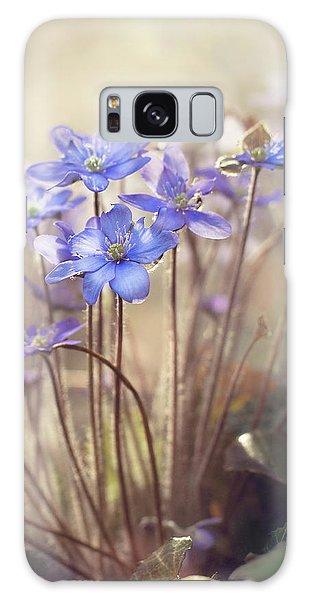 Flora Galaxy Case - Spring... by Iacob Anca