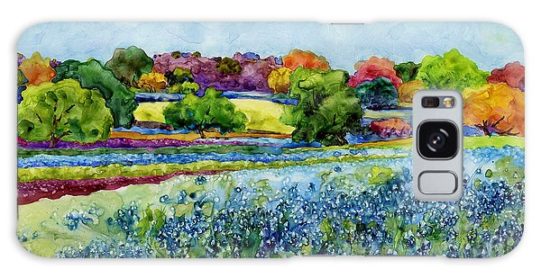 Bloom Galaxy Case - Spring Impressions by Hailey E Herrera
