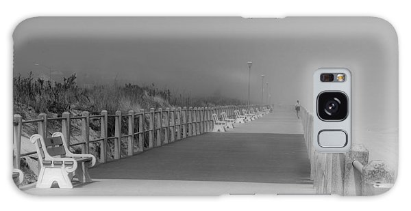 Spring Lake Boardwalk - Jersey Shore Galaxy Case