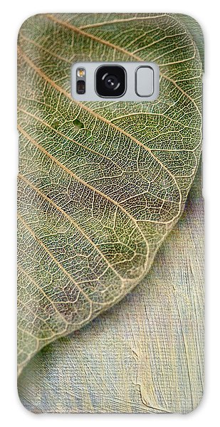 Spring Leaf Galaxy Case by Bonnie Bruno
