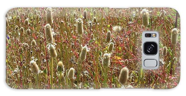 Spring Meadow Galaxy Case