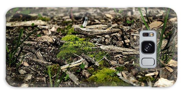 Spring Moss Galaxy Case