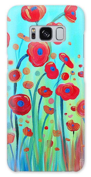 Spring Musings Galaxy Case