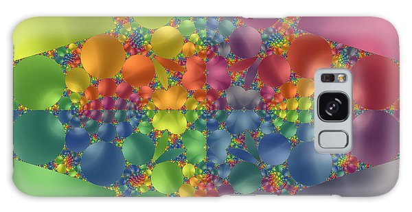 Spring Promises Fractal Galaxy Case by Judi Suni Hall