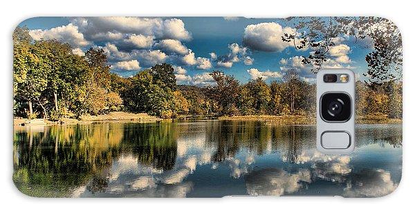 Spring River Autumn Galaxy Case