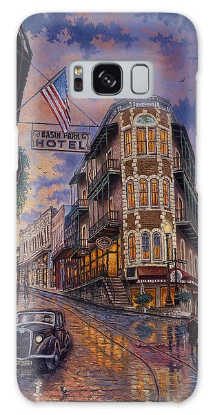 Spring Street Memories Galaxy Case