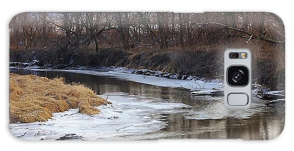 Spring Thaw On The Creek Galaxy Case